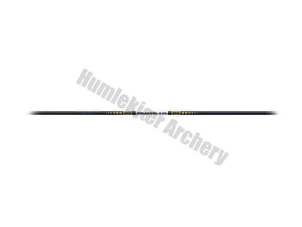 12 stk Easton Shafts X10 Carbon-0