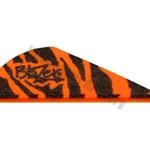 "Bohning Vanes Blazer Tiger 2""-0"