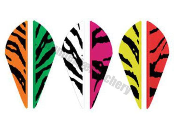 "Bohning Vanes Blazer Tiger 2""-2667"