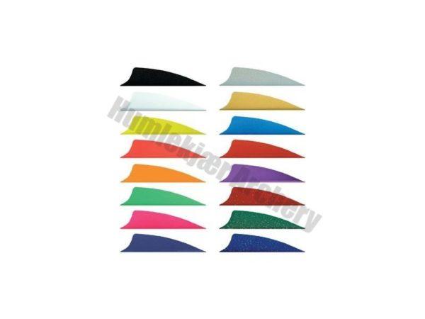 """Bohning Vanes X-Shield 1.75"""" 100pk-2677"""