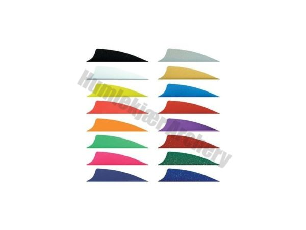 "Bohning Vanes X-Shield 1.5"" 100pk-2679"