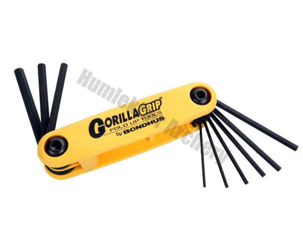 gorilla grip nøkkelsett small-5293