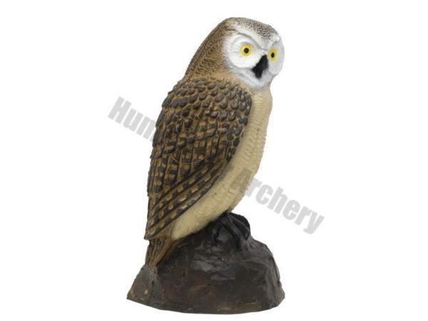 SRT Target 3D Little Screech Owl -0