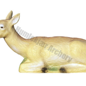 Eleven Target 3D Bedded Deer-0