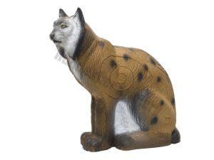 SRT Target 3D Sitting Lynx -0