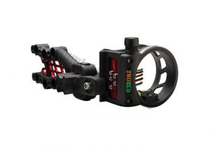 TruGlo Sight Carbon Hybrid 5-Pin-0