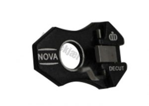 Decut Arrow Rest Recurve Nova Plus RH-LH Black-0