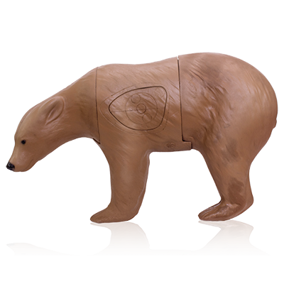 Delta McKenzie 3D Brown Bear-0