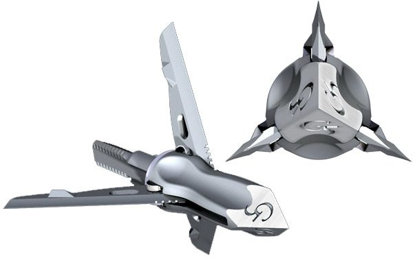 G5 T3 Bone Collector Broadheads 100 Gr 3 stk-0