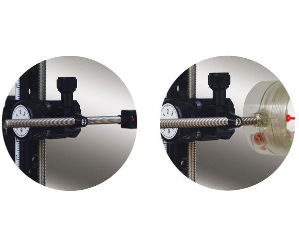 SF Archery Velocity Carbon Recurve sikte-7026