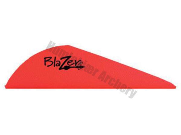 """Bohning Vanes Blazer 2"""" 100 stk-0"""