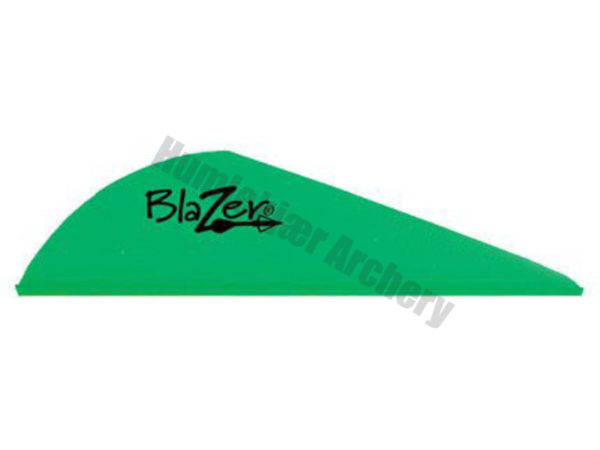 """Bohning Vanes Blazer 2"""" 100 stk-4838"""