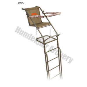 Millennium Treestands Single Ladder 21 Ft-0