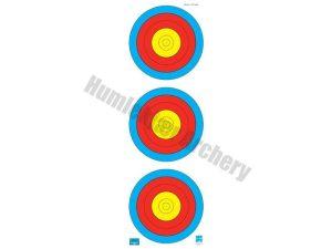 250 stk Fita 40 cm trippel compound/recurve-0