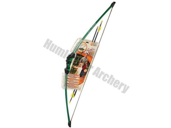 Bear Archery Goblin Recurve sett til barn 4-7 år-0