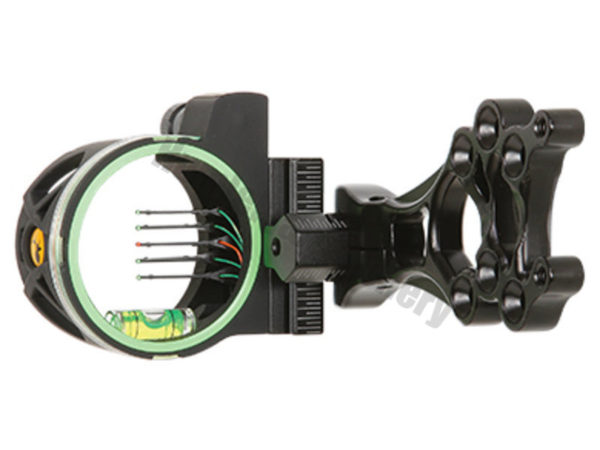 Trophy Ridge Sight Joker 4pin 0.019 Reversible-0