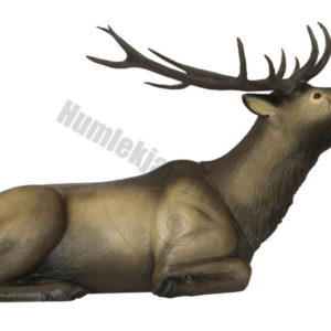 SRT Target 3D Bedded Elk-0