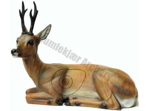 SRT Target 3D Roe Deer VSE Bedded-0