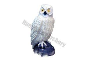 SRT Target 3D White Owl-0