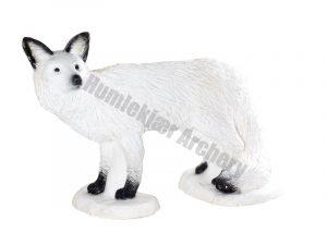 SRT Target 3D Walking White Fox-0