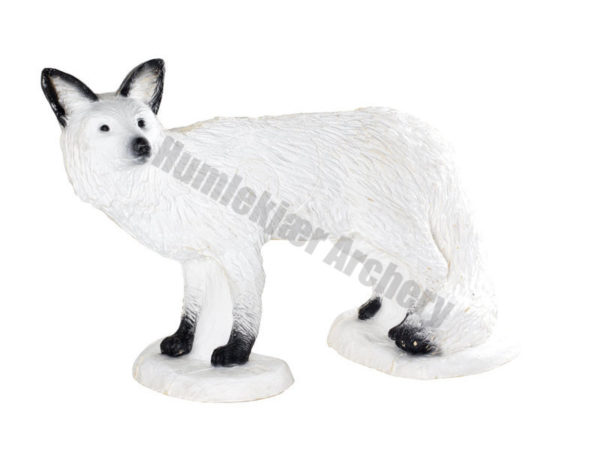 SRT Target 3D Walking White Fox-0