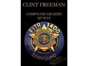 "CF Archery Book ""Compound Archery My Way""-0"