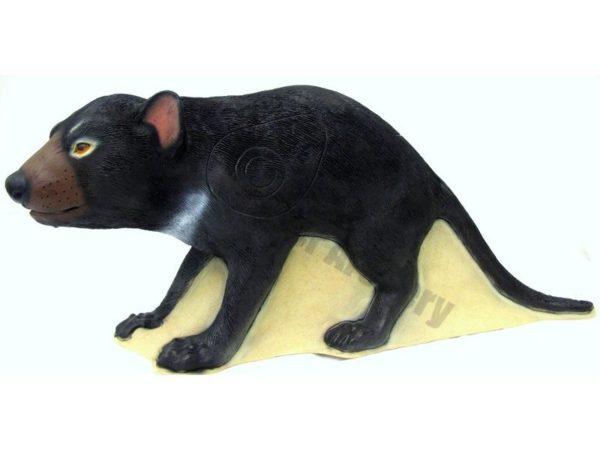 SRT Target 3D Tasmanian Devil-0