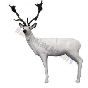 SRT Target 3D Fallow Deer White-0