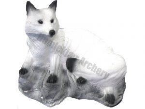 SRT Target 3D Bedded Fox White-0