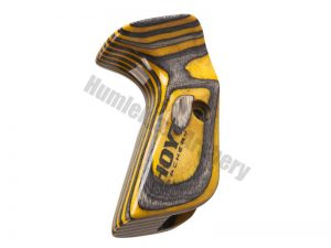 Hoyt Recurve Grip High Wrist Wood-0