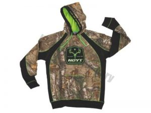 Hoyt Outfitter Hoodie Camo-0