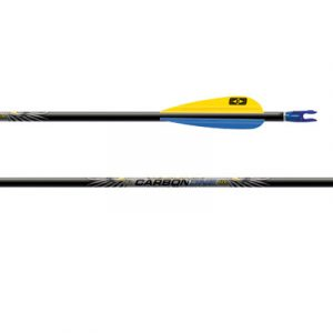 12 stk Easton Carbon One piler -0