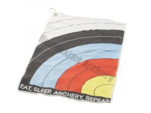 Socx Towel Eat Sleep Archery Repeat-0