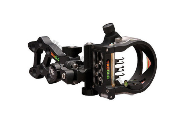 TruGlo Sight Rival FX 5-Pin .019-0