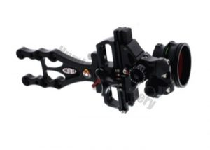 Axcel Sight AccuTouch Slider Non-Dampened Single Pin-0