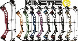 Kinetic Compound Bow Rave pakke-0