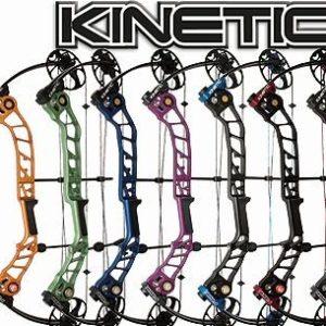 Kinetic Compound Bow Rave pakke-0