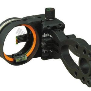 Copper John Sight Mark 1 Micro Adjustment Standard Bracket 5-Pin.019 With Free Light-0