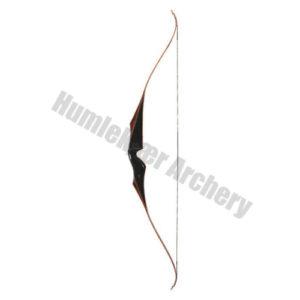 Bear Archery Traditional Bow Super Kodiak Black Phenolic/Bolivian Rosewood 60''-0