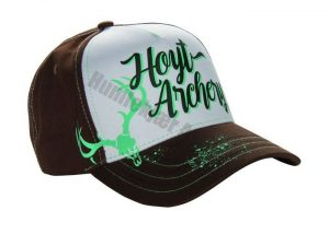 Hoyt Cap Trucker Brown/Teal -0