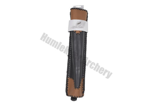 White Feather Back Quiver Thunder-6136