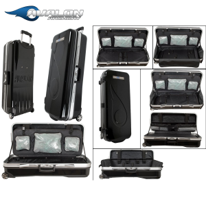 Avalon Tec One ABS trillekoffert-0