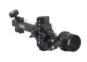 Axcel AccuTouch Plus Carbon Pro Slider With AccuView AV Scope Single Pin-0