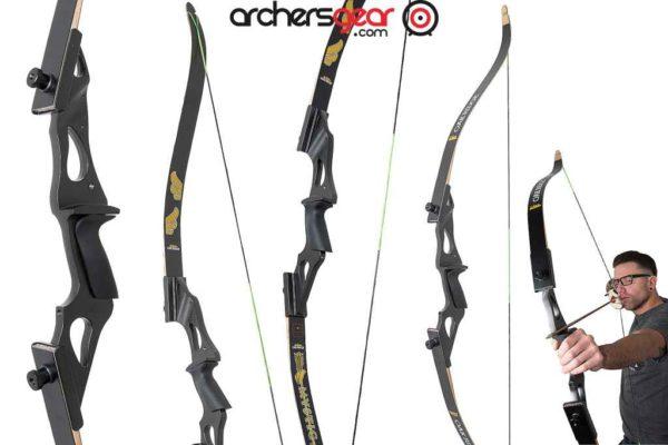 Oak Ridge Hunting Bow Mystic 58''-6368