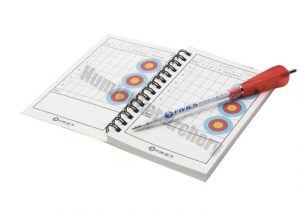 Fivics Target Score Book-0