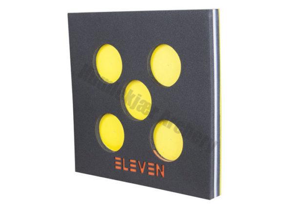 Eleven LARP Target 60 x 60 x 7 cm 5 Holes 15cm-0