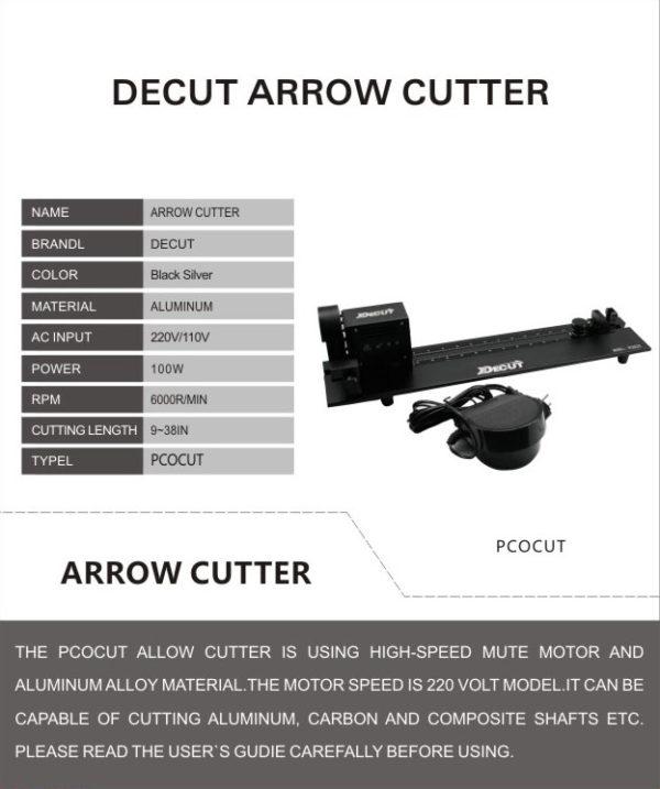 DECUT PCOCUT PILKUTTER-6940