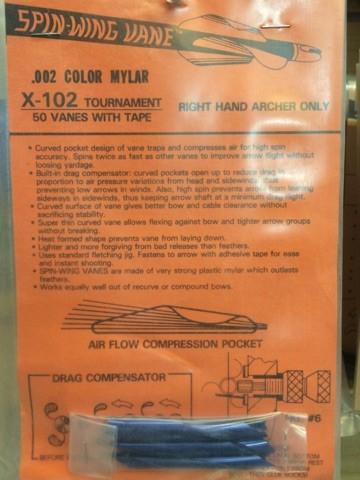 'Vintage' Spin-Wing vane-6968