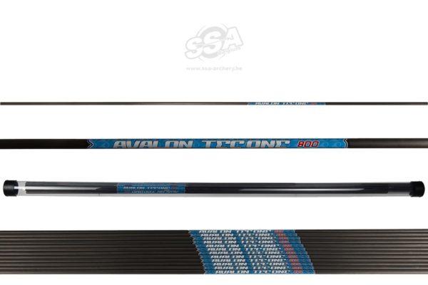 12 stk Avalon Tec One pilskaft-7057