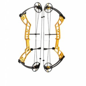 Kinetic Compound Bow Mirage pakke-0